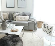 Πάρε μερικές ιδέες για να διακοσμήσεις το σαλόνι σου με στιλ.