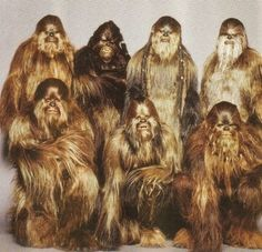 that's a lot of chewy. that's a lot of hair.