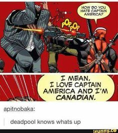 The actor for captain america in the avengers is Canadian