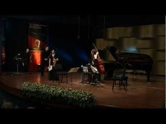 Video: Daniil Trifonov performs Schumann: Piano Quintet in E-flat major, op. 44 with the Ariel String Quartet at the Arthur Rubinstein Piano Master Competition, May 2011 in Tel Aviv