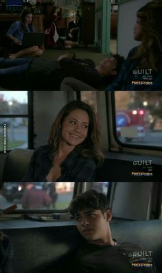 """#TheFosters 4x01 """"Potential Energy"""" - Jesus and Emma"""