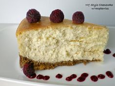 easy cheesecake recipe for Ian to cook for his Momma