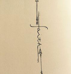 tattoo-ideas-arrow-2-7689f59e5bc6cf9d4071a22970e930b4-faith-tattoos-celtic-tattoos-jpg-736x768.jpg (736×768)