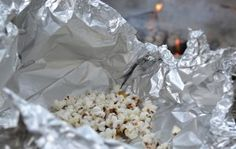 Popped Hobo Popcorn