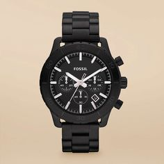 I love Fossil watches!