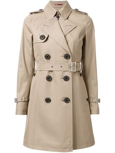 54bfab715a0f Beige cotton trench coat from LOVELESS. Trench Coat Style, Trench Coats,  Coat Styles