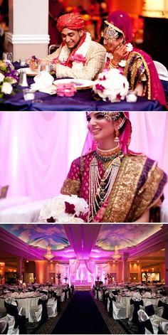 Vibrant Naperville Indian Wedding from Melissa Hayes Photography