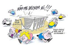 Sponholz: Debandada geral no Palácio do Planalto!