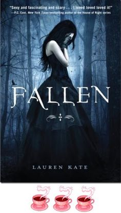 café cha e livros: Serie Fallen - Livro 1