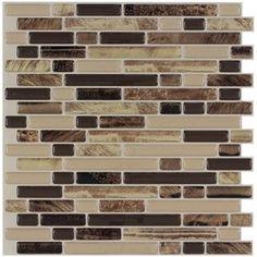 Bellagio Peel & Stick 3D Wall Tile for backsplash