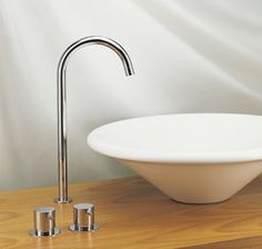 Vola HV10 Basin Set is part of the famous Tapware range by the original designers of the pin lever
