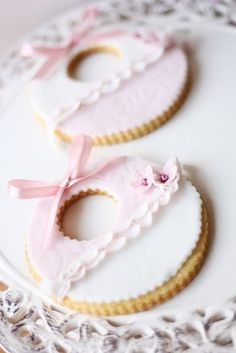 Ideas de galletas para baby shower