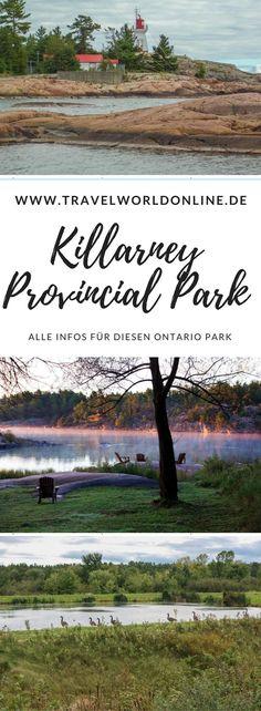 Alles, was man für einen Besuch im Killarney Provincial Park in Ontario wissen muss.