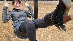 #fluevogwalkinlove - Just keep swinging, swinging, swinging ....