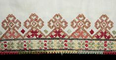 Skjorte Hardanger Embroidery, Traditional, Vintage, Decor, Embroidery, Decoration, Decorating, Dekoration, Vintage Comics