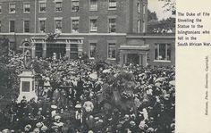 London, Highbury, South African War Memorial to the people of Islington in 1906.jpg (1080×685)