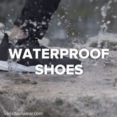 Store-Bought Vs. DIY: Waterproof Shoes #shoes #DIY #simple #cheap