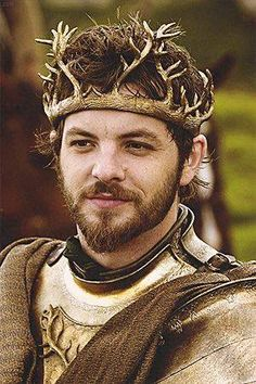 Gethin Anthony Renly Baratheon, More