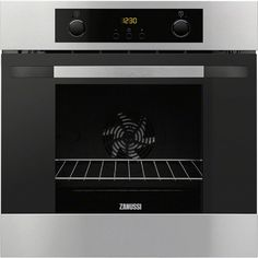 Buy Zanussi Single Electric Steam Oven, Stainless Steel from our Built in Ovens range at John Lewis & Partners. Built In Electric Oven, Single Electric Oven, Single Oven, Diy Simple, Stainless Steel Oven, Built In Ovens, Oven Range, Nutritious Meals