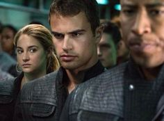 9News Reveal Brand New Divergent Still!