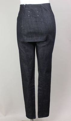 Vintage and Designer Pants - For Sale at Skirt Pants, Denim Skirt, Skirt Images, Pattern Cutting, Kite, Vintage Shops, Cool Style, Fashion Inspiration, Archive