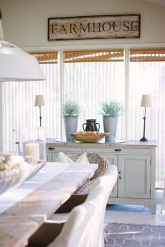 Sunroom Dining - Neutral Home Tour - Life On Virginia Street