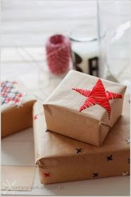 Here are 10 creative ways to gift wrap your Christmas presents. Make your presents stand-out and look amazing this year. Creative Gift Wrapping, Wrapping Ideas, Creative Gifts, Wrapping Gifts, Pretty Packaging, Gift Packaging, Christmas Wrapping, Christmas Crafts, Christmas Presents