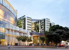 WOHA School of the Arts in Singapore