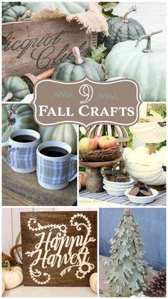 9 Fall Crafts to Make