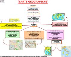 05. Carte geografiche Geography For Kids, Emoticon, Kids Learning, 1, Science, Education, Gabriel, Homeschooling, Maya