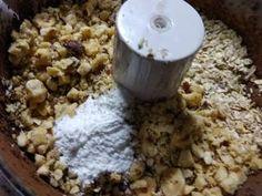 Σοκολατένια μπισκότα Βρώμης με Φουντούκια συνταγή από Zoe Tsomaka - Cookpad Food, Meals, Yemek, Eten
