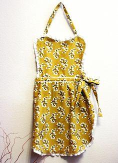 Free apron sewing tutorials