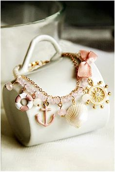 """""""Sweet and Cute Ocean Collection Bracelet"""" https://sumally.com/p/666075"""