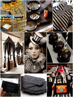 Board #39 {Fabulous Freak Show} - Trunk-or-Treat decoration ideas #creepycarnival #freakshowpartytheme