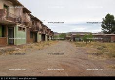 Poblado Alquife Mine.Spain
