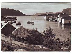 SELJE i NORDFJORD, 1950-talet.