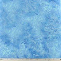 Medium Blue Earth Series Fabric
