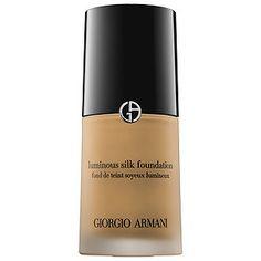 Luminous Silk Foundation - Giorgio Armani | Sephora