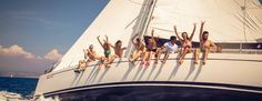 The Yacht Week - pick a destination, rent a yacht, and go away with friends!
