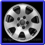 Audi A4 2005 Wheels & Rims Hollander #58745 #Audi #A4 #AudiA4 #2005 #Wheels #Rims #Stock #Factory #Original #OEM #OE #Steel #Alloy #Used