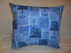 112  1 Nautical Theme Novelty Pillow  16  x by NoveltyPillows4All, $29.00