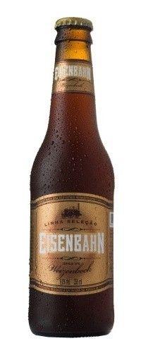 Cerveja Eisenbahn Weizenbock - Cervejaria Sudbrack