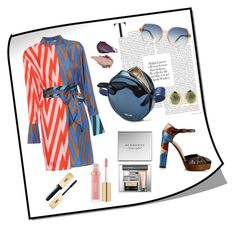 """""""Untitled #94"""" by alexia-autoservice ❤ liked on Polyvore featuring Diane Von Furstenberg, Etro, Victoria Beckham, Rituel de Fille, Yves Saint Laurent and Burberry"""