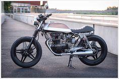 1983 Honda CB400 - JasinMotorcycles - Pipeburn - Purveyors of Classic Motorcycles, Cafe Racers & Custom motorbikes