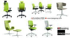 Mobilier de bureau, mobilier amphitheatres, Ile de France | Nouveautés sièges de bureau et détente