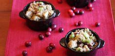 Lisa's Dinnertime Dish for Great Recipes! – Cranberry Turkey Quinoa Salad