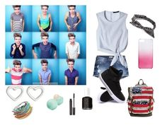 """""""Photo Booth With Joey Graceffa"""" by xo-night-changes-xo ❤ liked on Polyvore"""