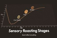Using aromatic milestones, you can roast without any logging software or theoretically even without a thermometer (although I don't advise it) as they mark certain progress in the coffee roasting process. You can identify them all the way until the first crack. As the name suggests, this approach uses your sense of smell to identify