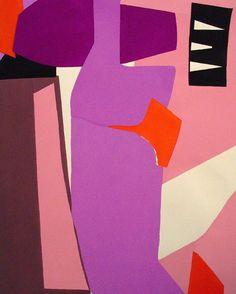 Andre Lanskoy, 1959  #colorcrush #oliveinspo #textiledesign