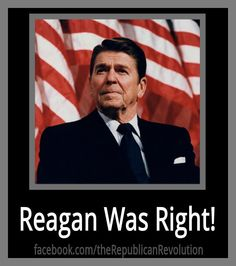 "Reagan Was Right.  Distressingly, I see no pushback against the steady encroachment of socialism in America. "" Make no mistake about it, socialism is on the march in the USA and we will awaken one morning to find that America is no longer a free country but a slave nation shackled to a socialist government… and even sadder, Americans will have no idea how America came to be socialist."" - Ronald Reagan"